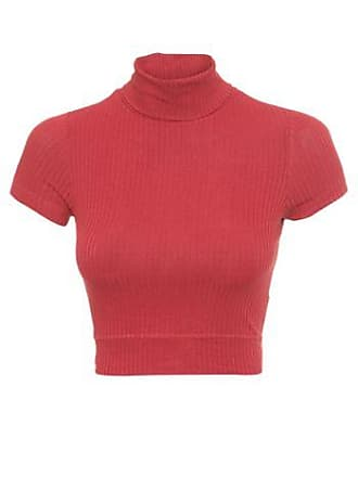 Dress To Blusa Tricot Canelado Dress To - Vermelho