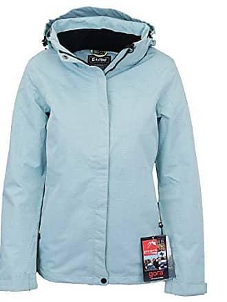 bebaadec478928 Killtec Damen Regenjacke Funktionsjacke für Herbst Windbreaker atmungsaktiv  wasserdicht Ultraleicht und wasserfest in großen Größen mit