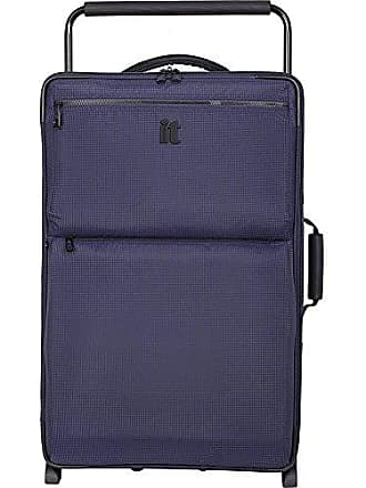 IT Luggage IT Luggage 29.6 Worlds Lightest Los Angeles 2 Wheel, Navy/Blue
