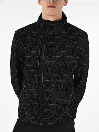 Armani EMPORIO Geometric Printed Jacket size 52