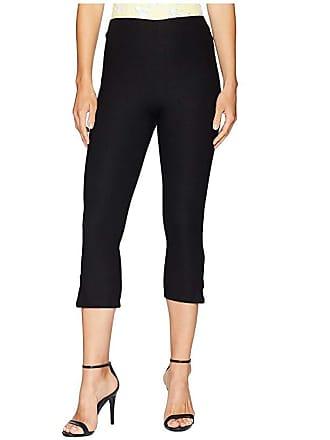 Unique Vintage Rachelle Capri Pants (Black) Womens Casual Pants