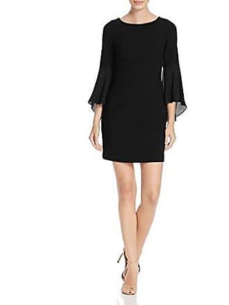 Elie Tahari Womens Esmarella Dress, Black, 2
