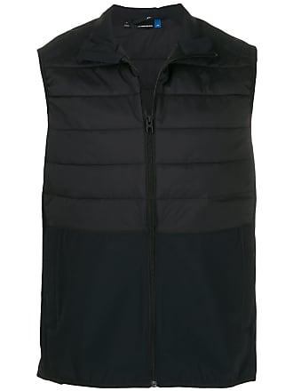 J.Lindeberg hybrid vest - Black