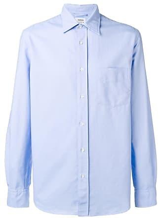 Aspesi classic shirt - Azul