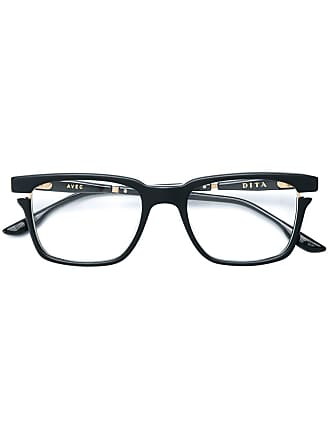 Dita Eyewear Armação de óculos quadrada - Preto
