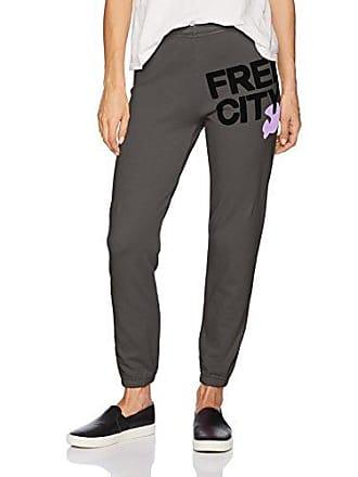 Freecity Womens Featherweight Sweatpant, Nightly, XLarge