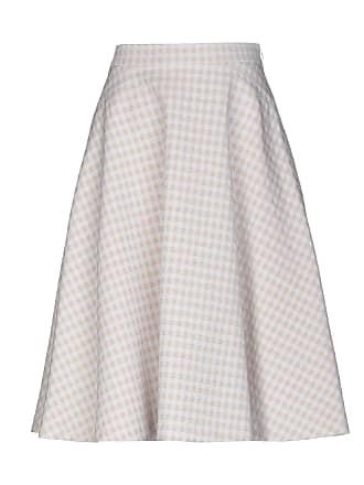 Ultra Chic SKIRTS - Knee length skirts su YOOX.COM