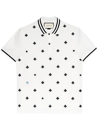 753c883d Gucci Polo Shirts in White: 5 Items | Stylight