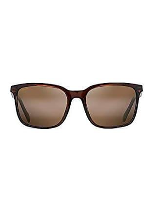 6667256b71c3 Maui Jim Wild Coast H756-26C   Rootbeer Blue Classic Frame Polarized  Sunglasses  