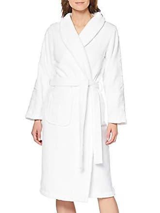 ffc612aba9c9 Spedizione: Costi di spedizione esclusi. Calvin Klein Robe, Vestaglia  Donna, Bianco (White 100), 44 (Taglia