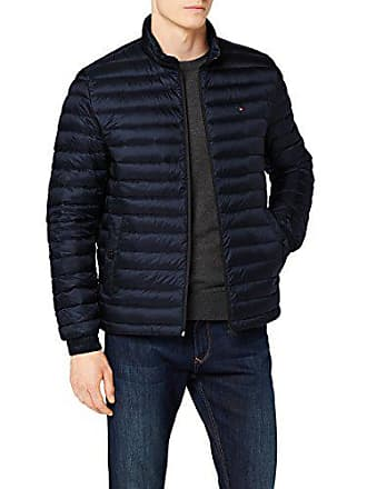 Tommy Hilfiger Core LW Packable Down Bomber, Veste Homme, Bleu (Sky Captain  403 728fa09ffdc