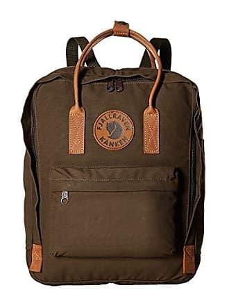 Fjällräven Kanken No. 2 (Dark Olive) Backpack Bags