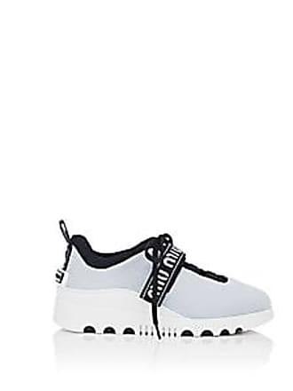 d22bf29ef78 Miu Miu Womens Logo-Strap Platform Sneakers - Astro Size 10.5