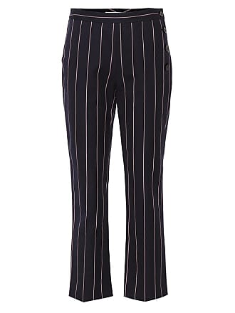 Victoria Beckham Cropped cotton pants