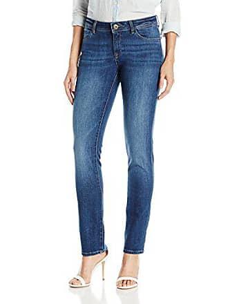 DL1961 Womens Coco Curvy Slim Straight Jean, Pacific, 30