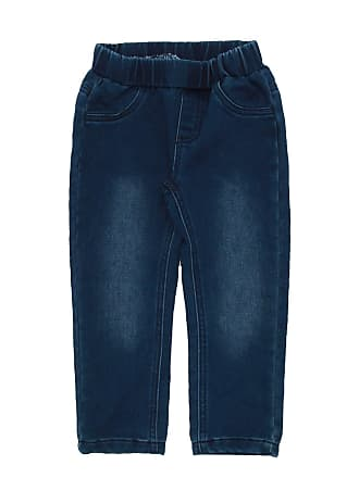 Tip Top Calça Jeans Tip Top Menino Lisa Azul-Marinho
