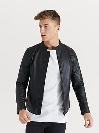 För Män: Köp Skinnjackor Läderjackor från 10 Märken | Stylight
