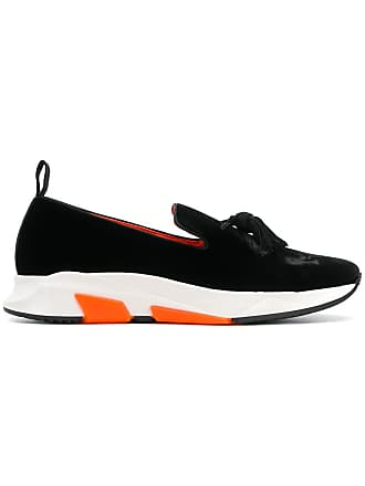 Tom Ford loafer style slip-on sneakers - Black
