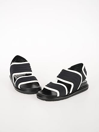 Marni Fabric and Leather FUSSBETT Sandals size 35,5