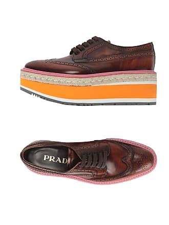 Chaussures À Lacets Prada®   Achetez jusqu  à −60%   Stylight a015809c77b4