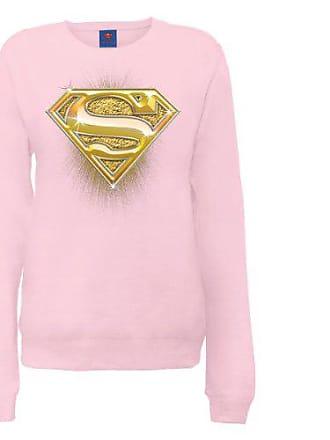 DC Comics Damen Sweatshirt Gr. Größe 40 (Hersteller Größe  ... a608ab5d2c