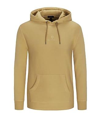 f22fe182be85 Belstaff Modisches Sweatshirt mit Kapuze in Senf für Herren