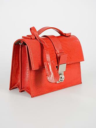 Armani GIORGIO ARMANI Lizard Skin Mini Shoulder Bag size Unica
