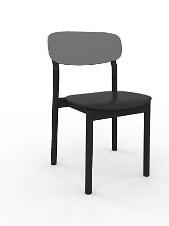 Chaises Chaises Design en Noir 335 produits Soldes