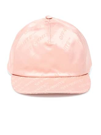 Off-white Jacquard cap