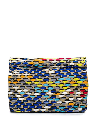 Simon Miller Clutch estampada - Neutro