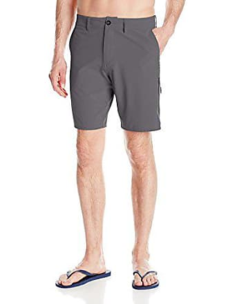 Oakley Mens Icon Chino Hybrid Pant, Forged Iron, 34