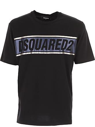 Dsquared2 T-Shirt Uomo On Sale 768ab37990f0