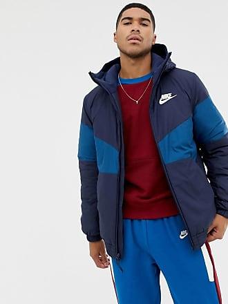 5f72d754872a Nike Coupe-vent matelassé - Bleu marine 928861-451 - Navy