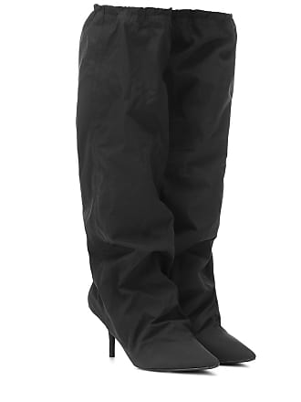 Yeezy by Kanye West Nylon knee-high boots (SEASON 8)