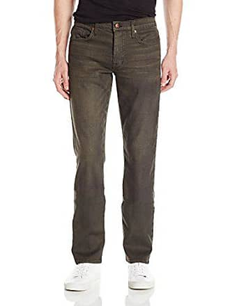 Joe's Mens Brixton Straight and Narrow Jean, Army Green, 38