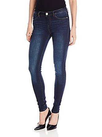 Kensie 30 Inseam Skinny Jean, Starry Eyed, 25