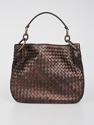 9de5f5676433 Bottega Veneta Leather LOOP Hobo Bag size Unica