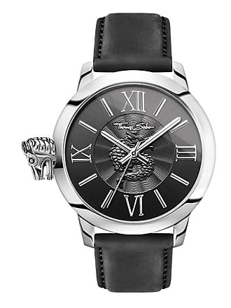 Thomas Sabo Thomas Sabo Mens Watch black WA0295-218-203-46 MM