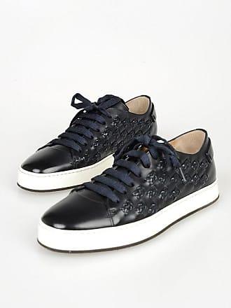 Santoni Leather Sneakers size 5