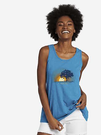 Life is good Womens Simplify Outside Breezy Tank XXL Seaport Blue