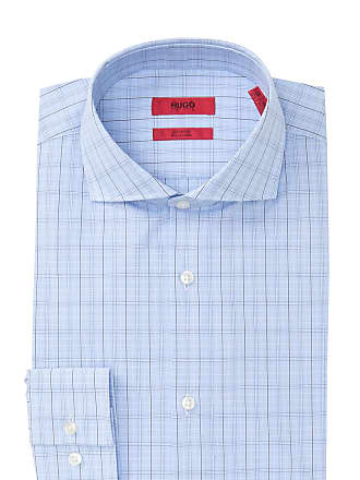 9981f5b6 BOSS Kason Check Easy Iron Slim Fit Dress Shirt