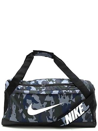Nike Bolsa Nike Brasilia M Duff Na Aop Azul