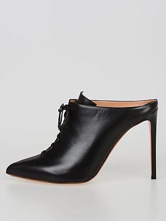 Francesco Russo Leather Mules 11 CM size 37,5