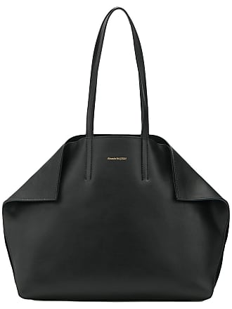 688df105437 Alexander McQueen Butterfly tote bag - Black