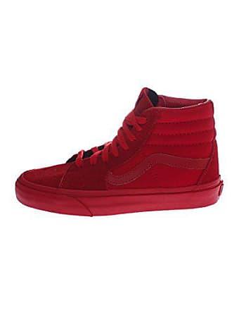 b0f93ece7911fe Vans Herren SK8-Hi VTS9HEW Hohe Sneaker Rot (Red)