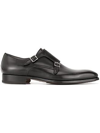 Magnanni monk shoes - Black
