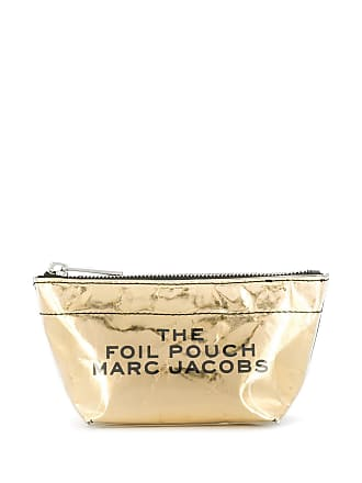 Marc Jacobs Necessaire Foil - Dourado