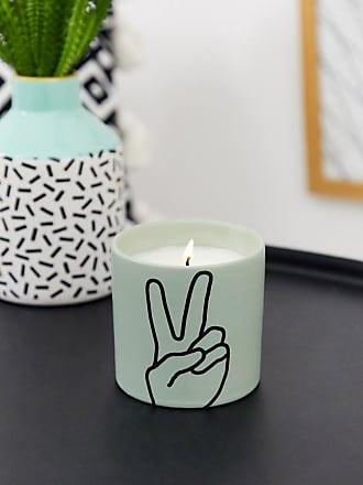 Paddywax Impressions Peace - Candela alla lavanda e timo-Multicolore