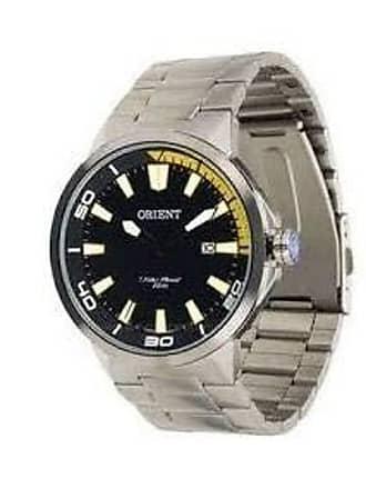 Orient Relógio Masculino Analógico Orient MBSS1197A PYSX - Prata
