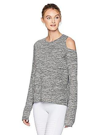 Maaji Womens Wink Pullover Sweatshirt, Medium Gray